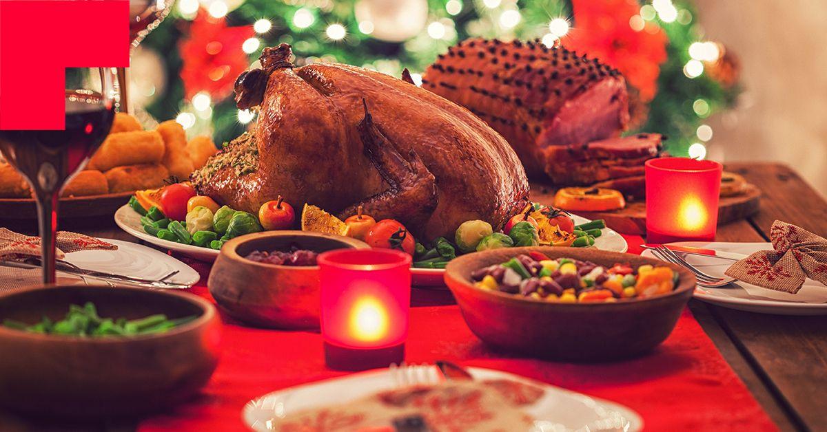 É possível não exagerar na ceia de Natal? Nutri dá dicas